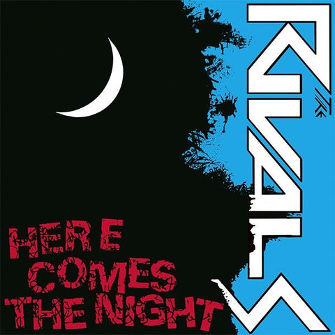 "The Rivals- Here Comes The Night 7"" ~REISSUE! - Breakout Records - Dead Beat Records"