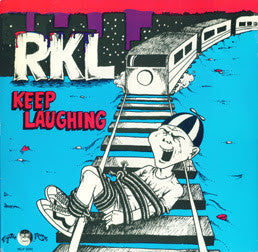 RKL- Keep Laughing CD ~MYSTIC RECORDS - Mystic - Dead Beat Records