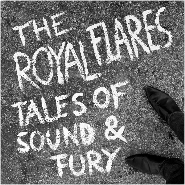 Royal Flares- Tales Of Sound & Fury CD ~THE ZOMBIES!