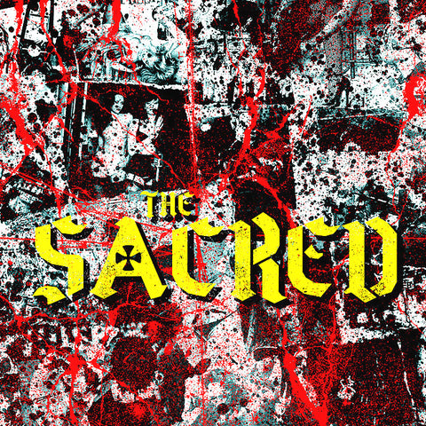"The Sacred- S/T 7"" ~HUMPERS!"