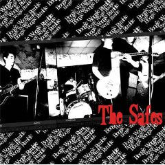 The SAFES  -'Boogie Woogie Rumble' CD - Pro Vel - Dead Beat Records