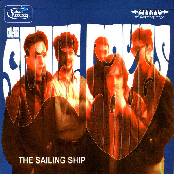 "Space Cakes- The Sailing Ship 7"" - Detour - Dead Beat Records - 1"