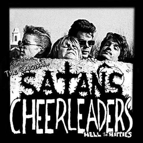 Satans Cheerleaders- Hell Is For Hippies CD ~REISSUE! - Welfare Records - Dead Beat Records - 1