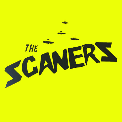 Scaners- S/T LP ~SCREAMERS!