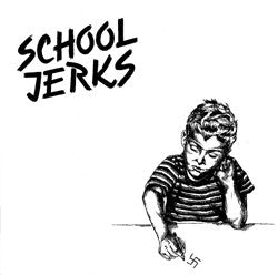 "School Jerks- Nothing Else 7"" ~EX TERMINAL STATE - Grave Mistake - Dead Beat Records"