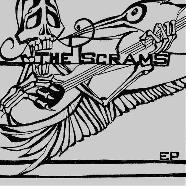 "The Scrams - Zodac 7"" - Dirt Cult - Dead Beat Records"
