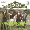 "Seeds- You're Pushing Too Hard 7"" ~REISSUE!"