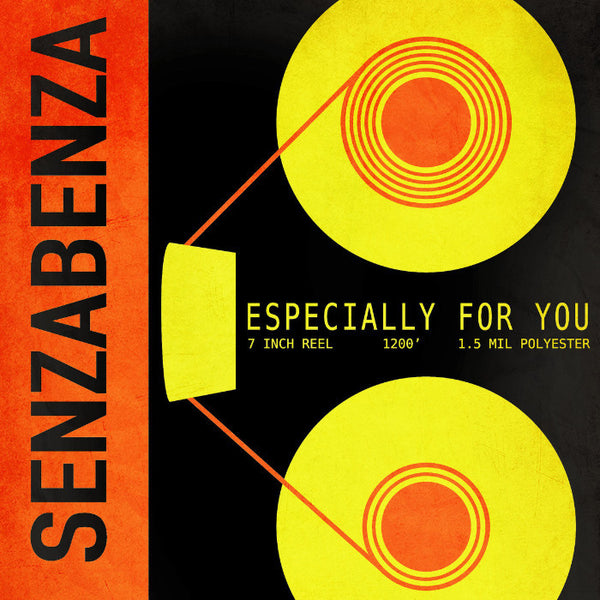"Senzabenza- Especially For You 7"" ~LIMITED TO 200 COPIES!"
