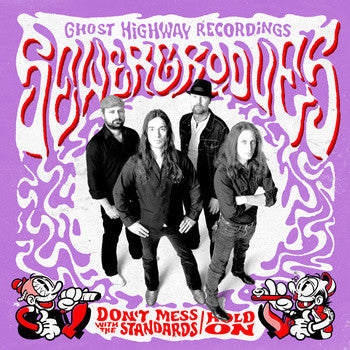 "Sewergrooves- Don't Mess With The Standards 7"" ~300 PRESSED! - Ghost Highway - Dead Beat Records"