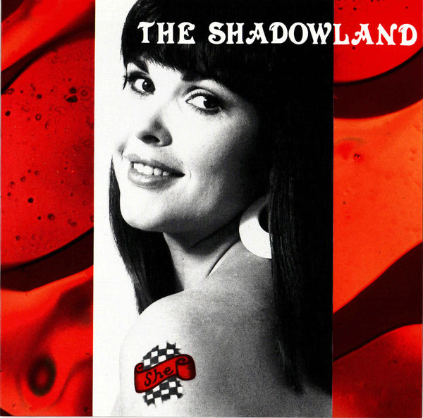"The Shadowland- She 7"" - Detour - Dead Beat Records"