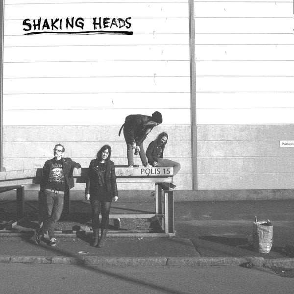 Shaking Heads- S/T LP ~TERRIBLE FEELINGS!