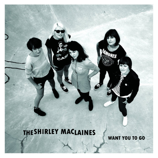 "The Shirley Maclaines- Want You To Go 7"" ~SUPERCHARGER!"
