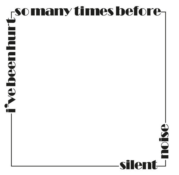 "Silent Noise- I've Been Hurt So Many Time Before 7"" ~REISSUE! - Breakout Records - Dead Beat Records"