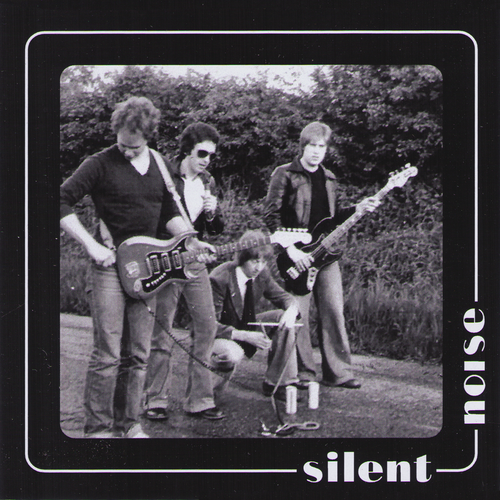 Silent Noise- Whatever Happened To Us CD ~REISSUE / 200 PRESSED!