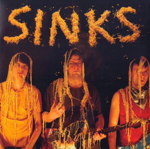 "Sinks- No Money 7"" - Ken Rock - Dead Beat Records"