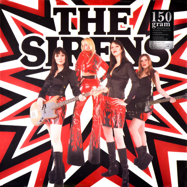 The Sirens- S/T LP ~SHANGRI-LAS!