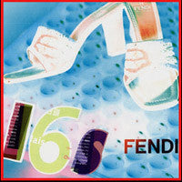 Sixteens- Fendi LP - Hungry Eye - Dead Beat Records