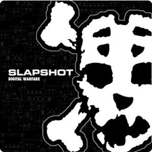 Slapshot- Digital Warfare LP ~PICTURE DISC! - Knock Out - Dead Beat Records