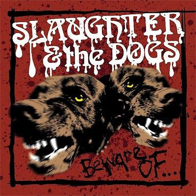 Slaughter And The Dogs- Beware Of... LP - TKO - Dead Beat Records - 2