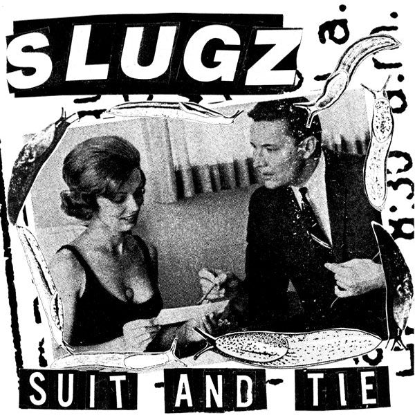 "Slugz- Suit And Tie 7"" ~TEENGENERATE!"