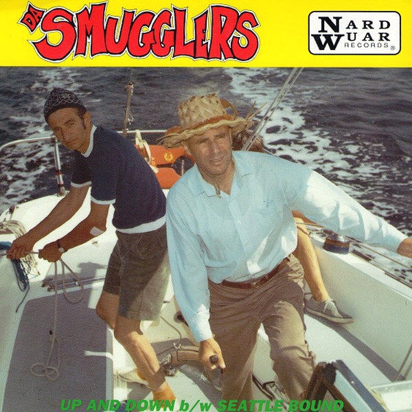 "Smugglers- Up And Down 7"" ~RARE FIRST SINGLE!"