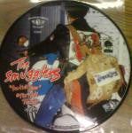 "The Smugglers- Useless Rock 7"" PICTURE DISC - La Ti Da - Dead Beat Records"