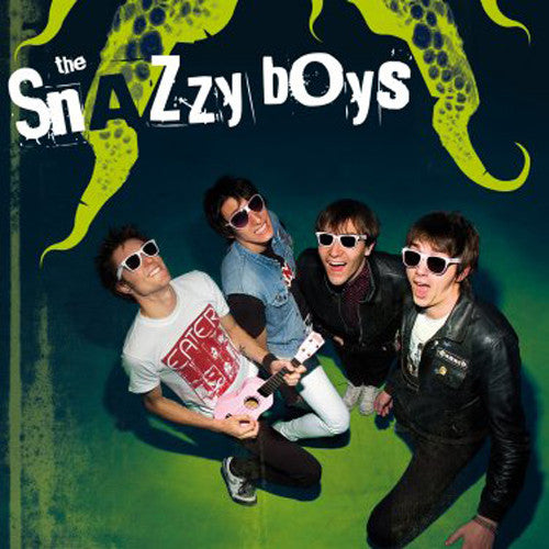 Snazzy Boys- S/T CD - Pure Punk - Dead Beat Records
