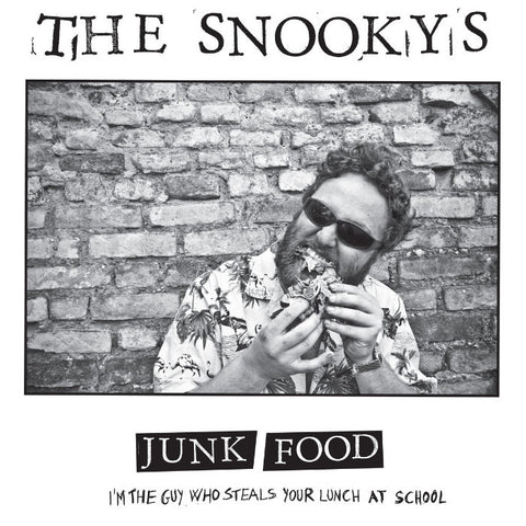 Snookys- Junk Food LP ~LTD TO 150 COPIES!