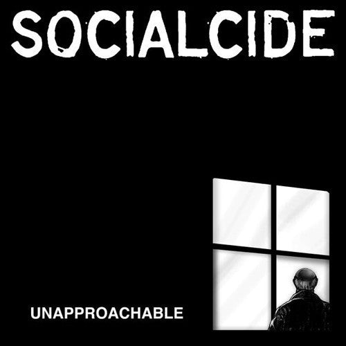 Socialcide- Unapproachable LP ~DEEP WOUND! - Even Worse - Dead Beat Records