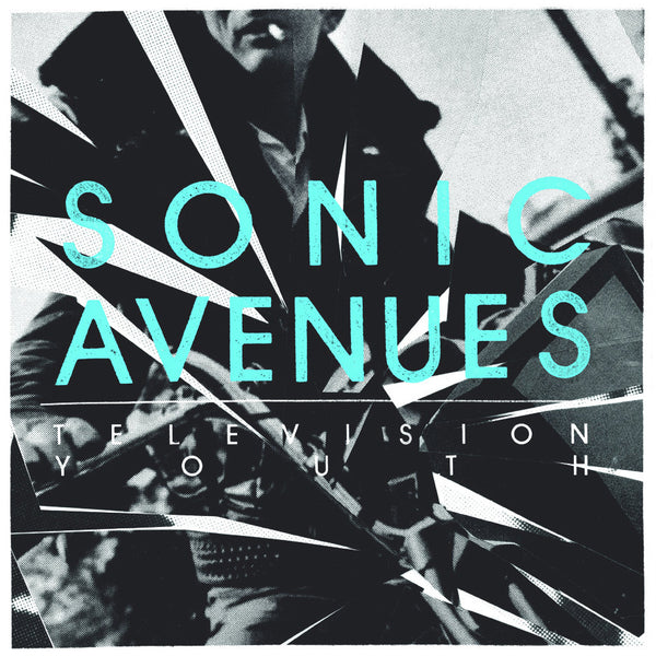 Sonic Avenues- Television Youth LP ~BUZZCOCKS!