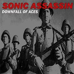 Sonic Assassin - Downfall of aces LP - Tornado Ride - Dead Beat Records