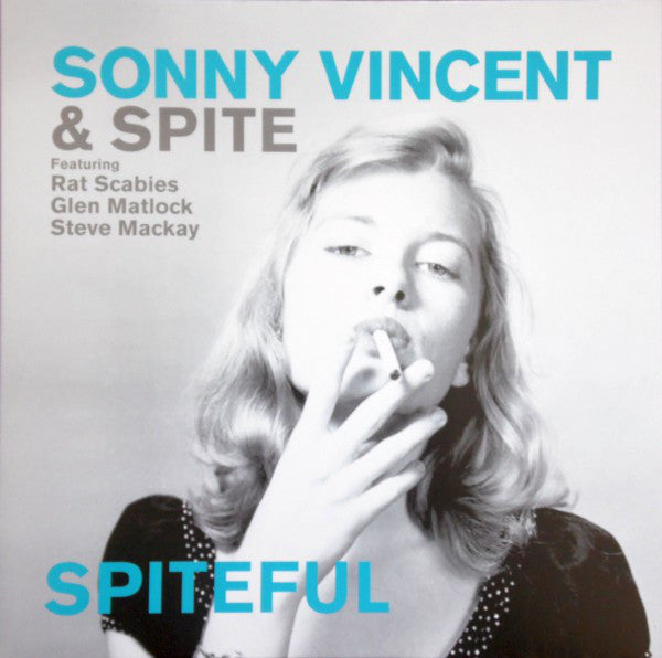 Sonny Vincent & Spite- Spiteful CD ~KILLER!