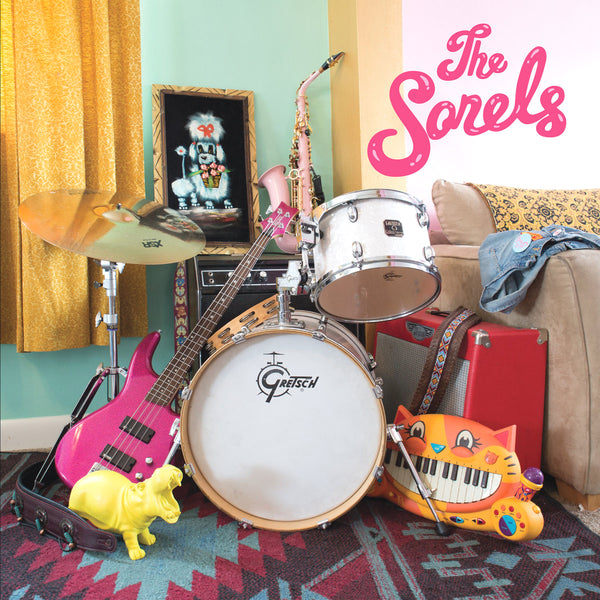 "The Sorels- She's In The Gang 7"" ~RUNAWAYS!"