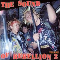 V/A- Sound Of Rebellion #2 CD - ADD - Dead Beat Records