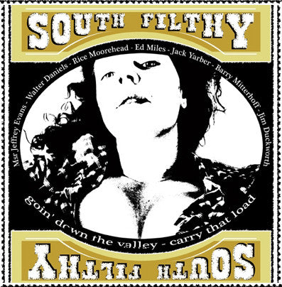 "SOUTH FILTHY- 'Goin Down The Valley' 7"" - Beast - Dead Beat Records"