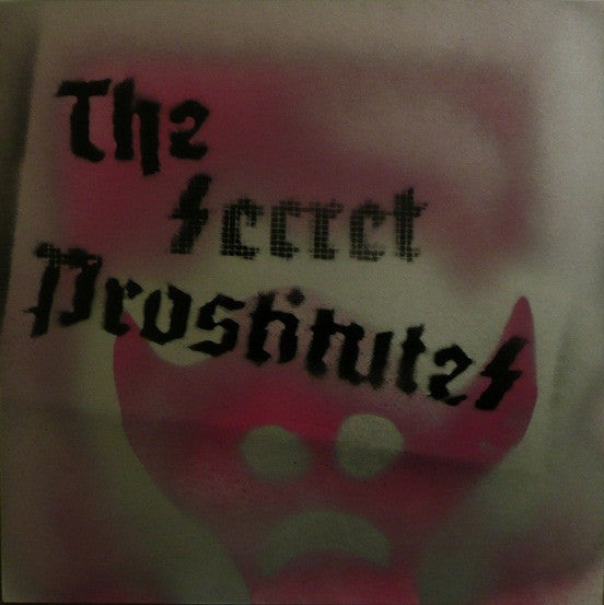 Secret Prostitutes – Never Mind the KBD, This is ADD LP - Bad Hair - Dead Beat Records