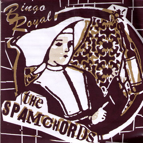 "Spamchords- Bingo Royal 7"" ~EX SUPERHELICOPTER - Yakisakana - Dead Beat Records"
