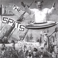 The Spits- 19 Million AC LP - Slovenly - Dead Beat Records