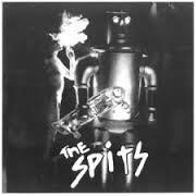 The Spits- I LP - Slovenly - Dead Beat Records