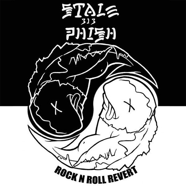 Stale Phish- Rock N Roll Revert LP ~THE FACTION! - Not Like You - Dead Beat Records
