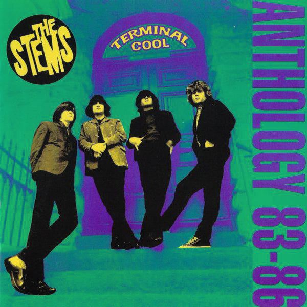 Stems- Terminal Cool (Anthology 1983 - '86) CD ~REISSUE W/ 5 UNRELEASED SONGS!