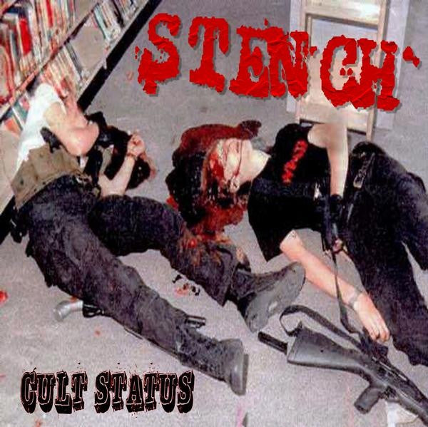 Stench- Cult Status LP ~ LIMITED TO 400! - Pure Punk - Dead Beat Records