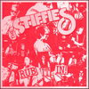 The Stiffies - Rub It In LP ~RARE RED ALTERNATE COVER LTD TO 30!