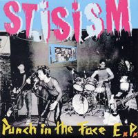 "Stisism - Punch In The Face 7"" ~THE STITCHES! - Intensive Scare - Dead Beat Records"