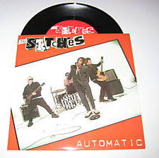 "STITCHES- 'Automatic' 7"" - TKO - Dead Beat Records"