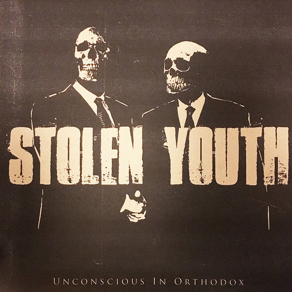 Stolen Youth- Unconscious In Orthodox LP ~VERY RARE TEST PRESSING COVER LTD TO 10 COPIES!