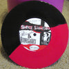 "Shock Nagasaki / Straitjacket - Split 7"" ~RARE RED + BLACK SPLIT COLORED WAX!"