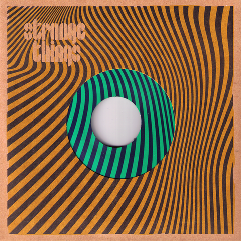 "Strange Things- Higher Anxiety 7"" ~SCREEN PRINTED COVERS! - La Ti Da - Dead Beat Records"