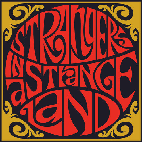 Strangers In A Strange Land- S/T LP ~EX SEEDS / CHOCOLATE WATCHBAND!