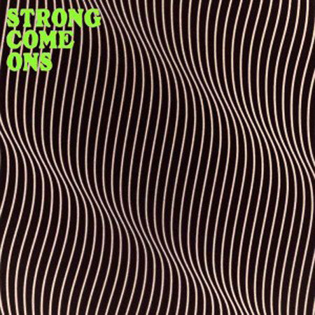 STRONG COME-ONS- S/T LP ~OBLIVIANS! - Beast - Dead Beat Records